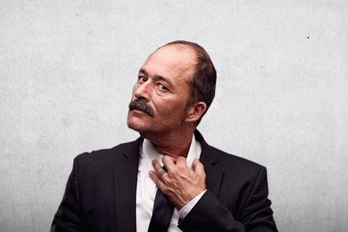 Alberto Rodríguez - Actor