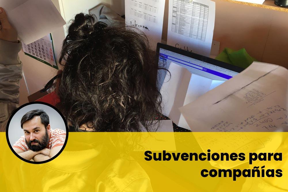 curso subvenciones
