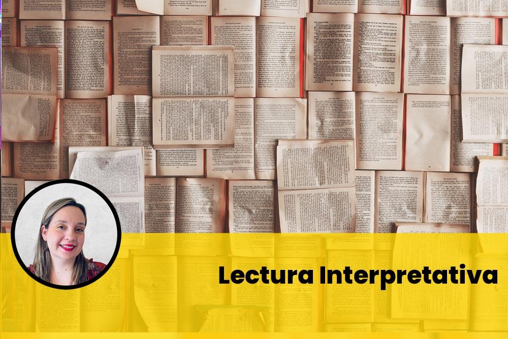 lectura interpretativa