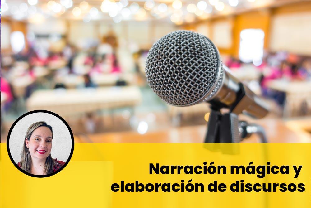 MasterClass - Narración magica