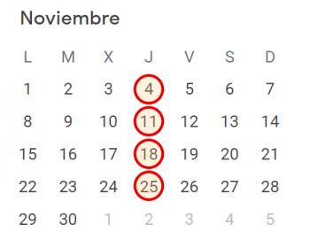 curso de verso - noviembre